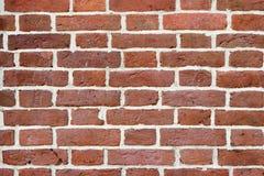czerwień ceglasta ściany Zdjęcie Stock
