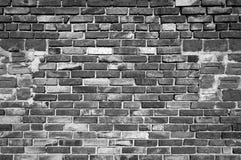 czerwień ceglasta mur tło Obraz Stock
