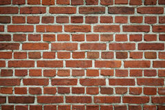 czerwień ceglasta tekstury ściany Zdjęcie Royalty Free