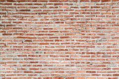 czerwień ceglasta tekstury ściany Fotografia Stock