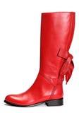 czerwień kuje kobiety Zdjęcie Stock