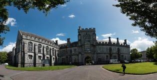 Czerwiec 6th, 2017, korek, Irlandia - Korkowy szkoła wyższa uniwersytet Zdjęcia Stock
