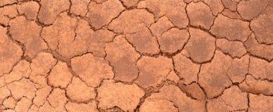 czerwieni krakingowa ziemia obrazy royalty free