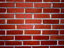 czerwona ściana cegieł ii fotografia royalty free