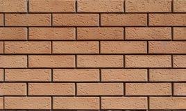 Czerwona ściana z cegieł tekstury tapeta Fotografia Stock