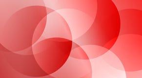 Czerwona Abstrakcjonistyczna futrówki jaty 3 d tła tapeta royalty ilustracja