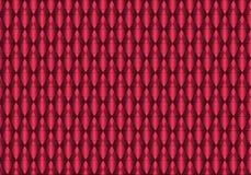 Czerwona abstrakcjonistyczna geometryczna tekstura Wektorowy t?o EPS10 zdjęcie stock