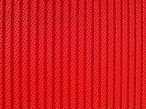 Czerwona aluminiowa powlekanie ściana bezszwowa konsystencja zdjęcia royalty free