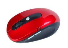 Bezprzewodowa komputerowa mysz Fotografia Royalty Free