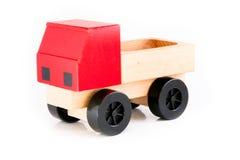 czerwona ciężarówka Zdjęcie Royalty Free
