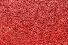 czerwona ściana tekstury Obrazy Royalty Free