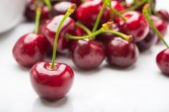 Czerwona czereśniowa owoc Obraz Royalty Free