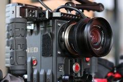 Czerwona Epicka smok kamera obraz stock