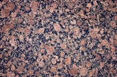 Czerwona granitowa tekstura Zdjęcie Royalty Free