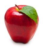 Czerwona jabłczana owoc zdjęcie royalty free