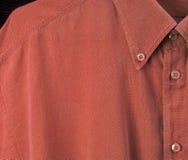 czerwona koszula Zdjęcia Stock
