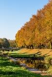 Czerwona magistrala - Bayreuth zdjęcia stock