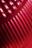 czerwona metalicznej konsystencja Fotografia Royalty Free
