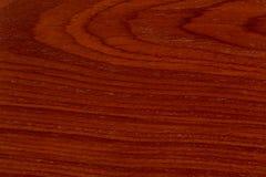 Czerwona naturalna drewniana tekstura Fotografia Stock