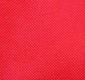 Czerwona nonwoven tkanina Obraz Stock