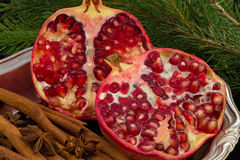 Czerwona owoc Zdjęcie Royalty Free