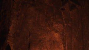 Czerwona płomień ściana zdjęcie wideo