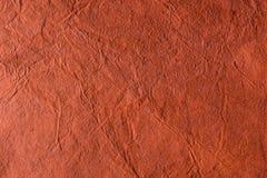 czerwona papierowa konsystencja Obrazy Royalty Free