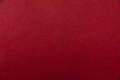 czerwona papierowa konsystencja Obrazy Stock
