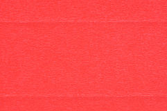 czerwona papierowa konsystencja Zdjęcia Stock