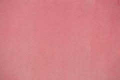 Czerwona pastelowego koloru ściana zdjęcia stock