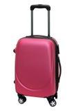 czerwona podróży torby Obraz Royalty Free