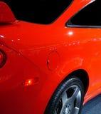 czerwona prędkość. zdjęcia royalty free