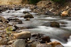 czerwona rzeka nm Zdjęcia Stock