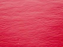 czerwona skórzana Obrazy Stock
