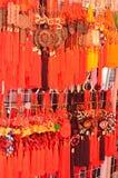 czerwona tassel obrazy stock