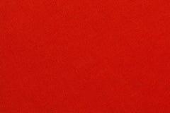 czerwona tekstylna konsystencja Zdjęcie Stock