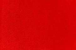 Czerwona tkanina. Obrazy Royalty Free