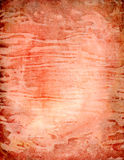 czerwona woda Obraz Royalty Free