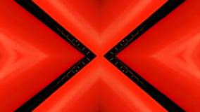 Czerwonawy abstrakcjonistyczny projekt ilustracja wektor