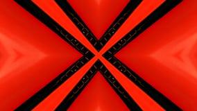 Czerwonawy abstrakcjonistyczny projekt ilustracji