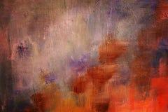 Czerwonawy abstrakcjonistyczny tło zdjęcia stock