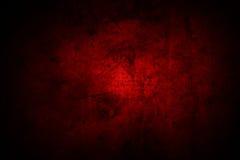 czerwone ściany Zdjęcie Stock