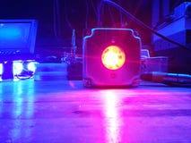 Czerwone światło Obraz Stock