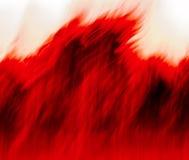 czerwone 205 konsystencja Zdjęcia Royalty Free