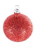 czerwone Boże Narodzenie dekoracje Fotografia Royalty Free