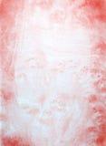 czerwone ściany abstrakcyjne obraz white Zdjęcie Royalty Free