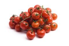 czerwone czereśniowej pomidor obraz royalty free