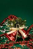czerwone dzwon perły Fotografia Royalty Free
