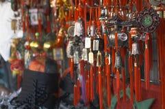 czerwone dzwony Fotografia Royalty Free