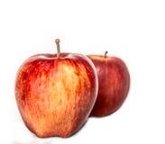 czerwone jabłka Zdjęcie Stock